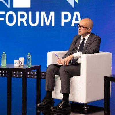 Enrico Deidda Gagliardo a Forum PA